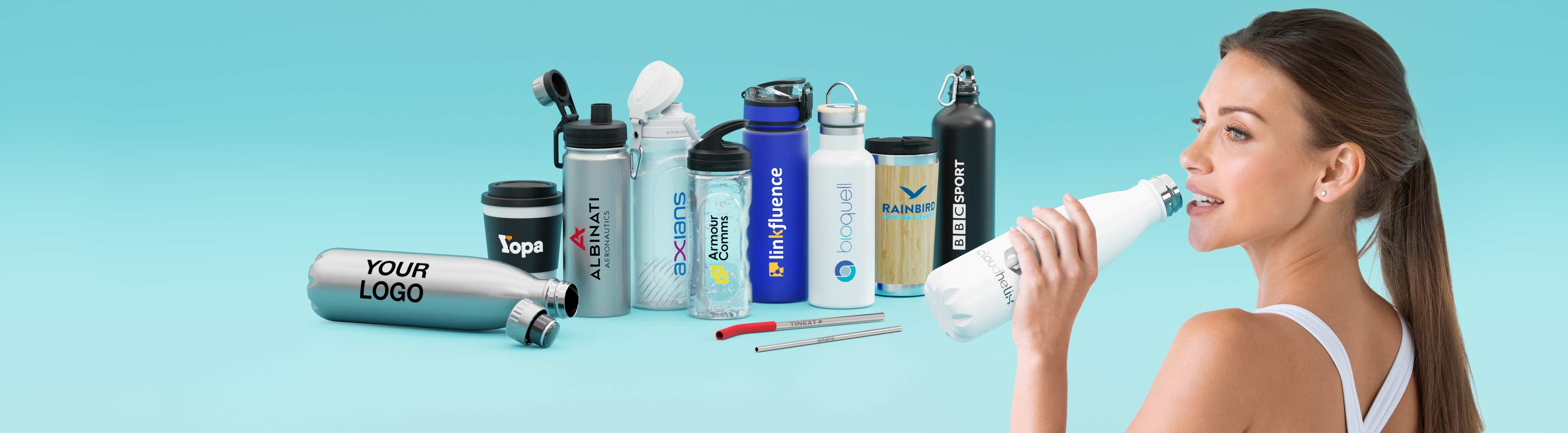 Flasky - Custom Water Bottles