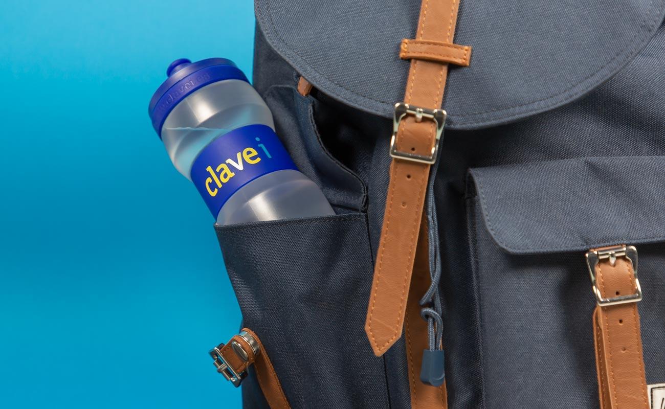 Fit - Water Bottles Logo