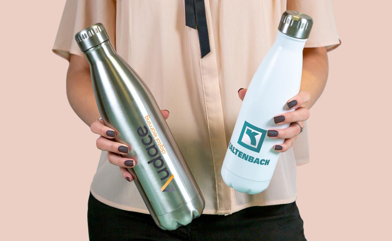 Nova - Water Bottles Logo