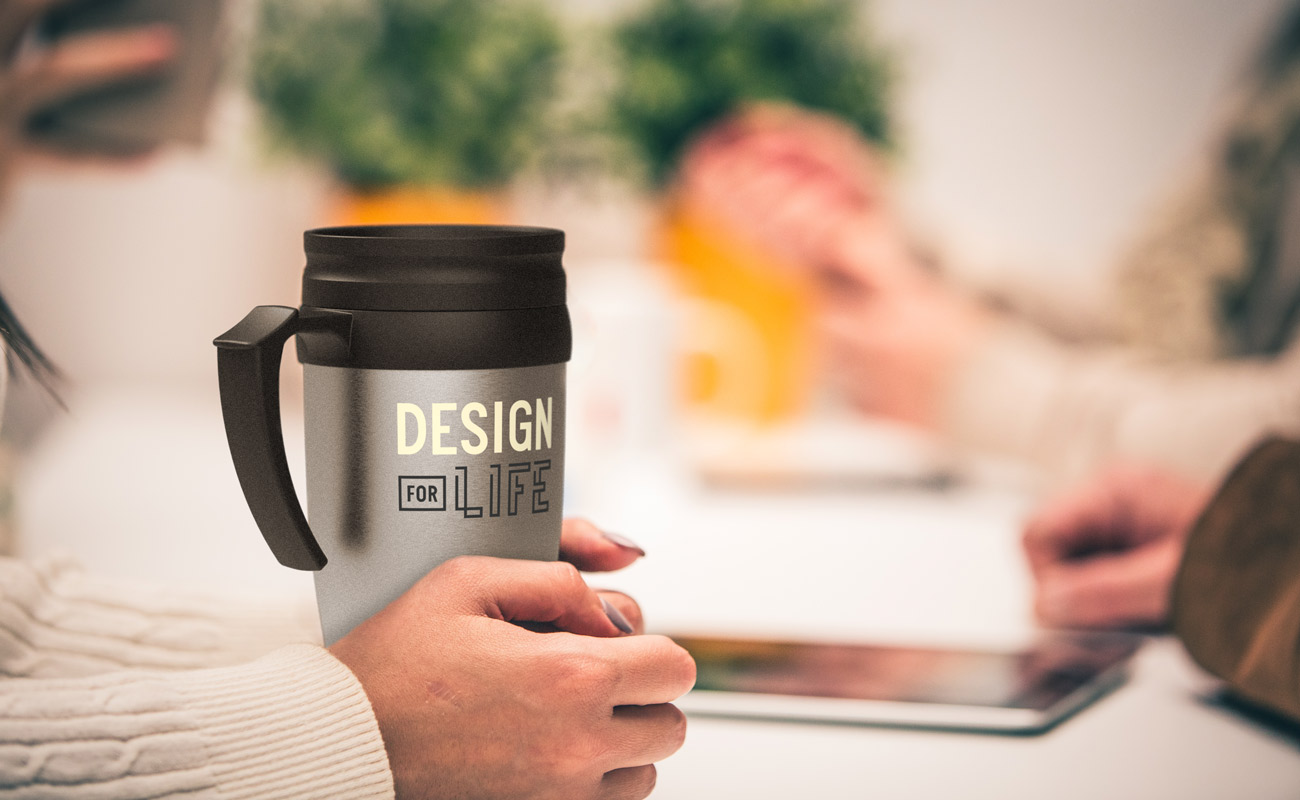 Thermo - Personalised Travel Cup